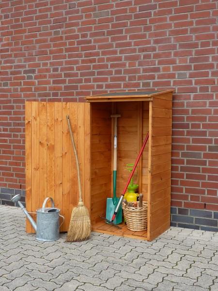Geräteschrank Speyer, honigbraun (zu 355/01)