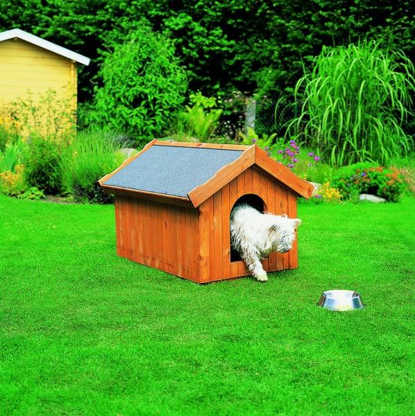 Hundehütte klein (85x60x66cm) promadino