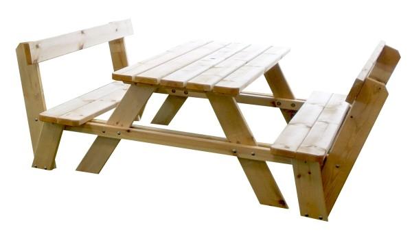 Picknicktisch Melisse für 6 Personen